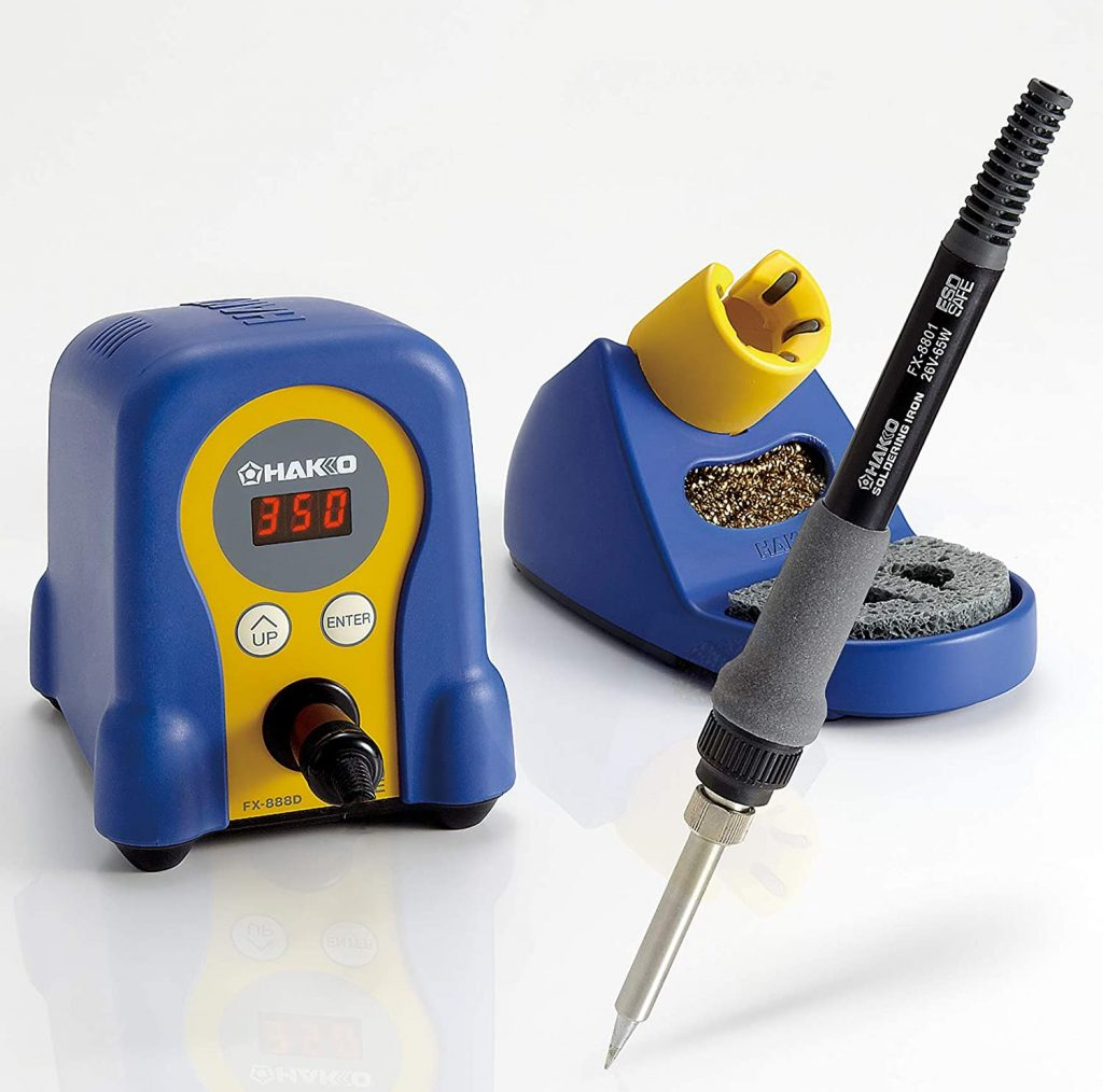 Hakko soldering iron