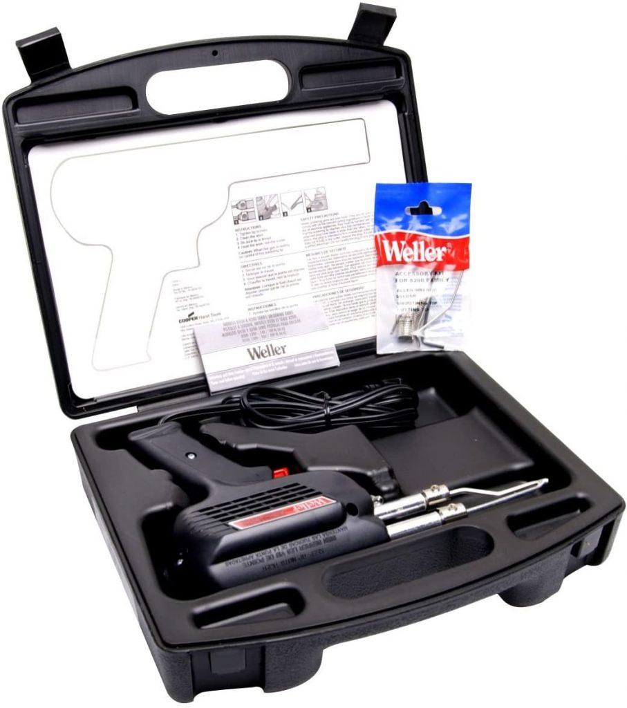 weller soldering iron gun