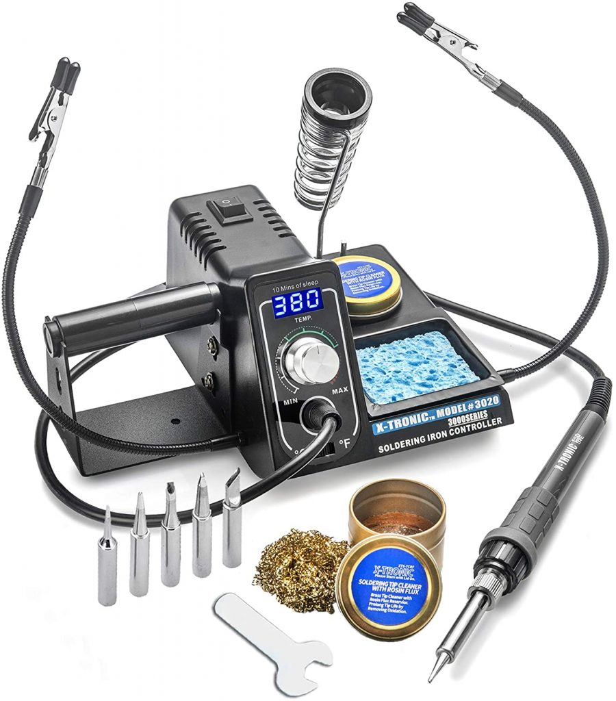 Best Soldering Station for Electronics