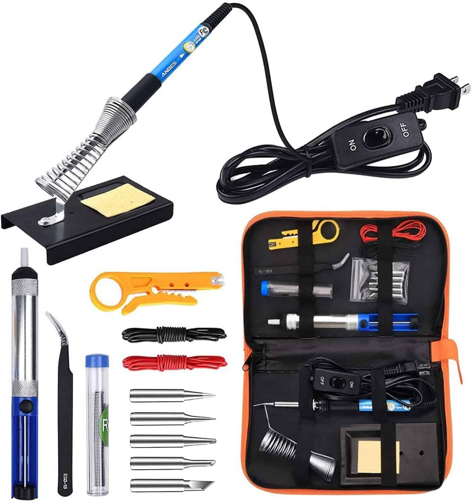 Best soldering iron for wiring and electronics