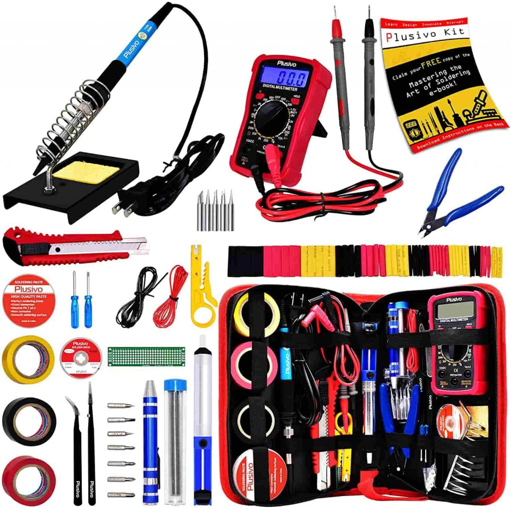 best soldering iron kit for electronics and jewelry