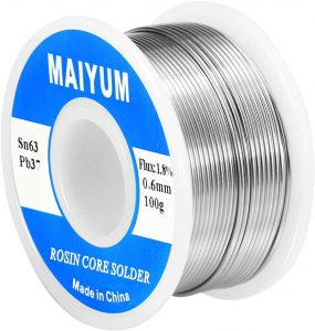 best solder wire for electronics