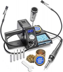 best soldering iron for automotive wiring