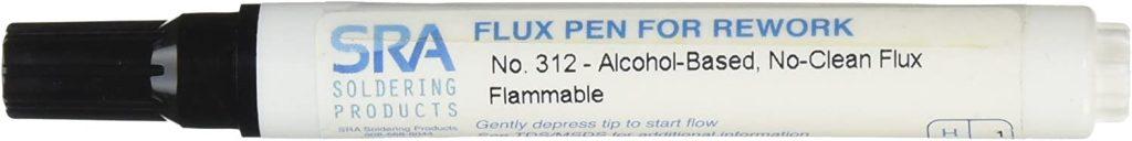 solder flux pen