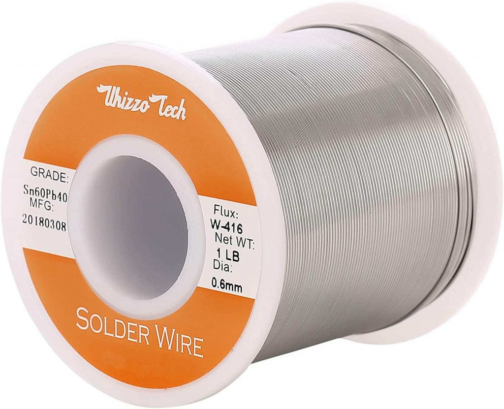 solder wire for small electronics