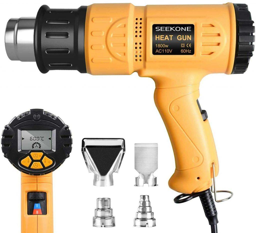 best heat gun for removing